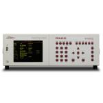 Analizator mocy PPA4500 dysponuje w pełni kolorowym wyświetlaczem graficznym