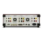 Obydwa kanały analogowe prądu i napięcia są galwanicznie izolowane zapewniając 150dB CMMR