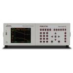Przyrząd PSM3750 jest wyposażony w kolorowy wyświetlacz TFT pozwalający na wyświetlanie danych i wykresów graficznych w czasie rzeczywistym