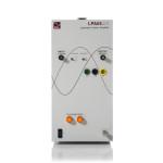 Lampy indykacji na panelu przednim wzmacniacza LPA05 oferują indykację stanu DC szyny w czasie rzeczywistym