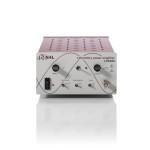 Wzmacniacz laboratoryjny LPA400 wyposażony jest w BNC złącza wejściowe i wyjściowe