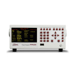 PPA500 Power Analysis Instrumentation