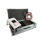Standardowy zestaw SFRA45 zawiera wszystkie akcesoria niezbędne do wykonania badania w terenie