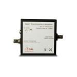 Wzmacniacz TA107 oferuje pomiar dużych wartości impedancji różnych urządzeń