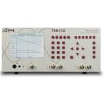 PSM1735 posiada wyświetlacz monochromatyczny z graficzną wizualizacją wykresów dla analizy wzmocnienia/fazy