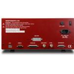PSM1735 posiada w standardzie interfejs RS232, opcjonalnie może zostać wyposażony w interfejsy LAN / GPIB