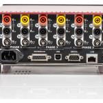 PPA1500 oferuje galvanicznie izolowane moduły napięcia i prądu, spotykane tylko w przyrządach o wyższej cenie