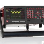 PPA1500 oferuje kolorowy TFT wyświetlacz i klawiaturę numeryczną