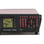 Analizator PPA500 zapewnia wysoką dokładność pomiarów przy niewysokiej cenie