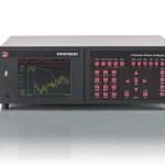 Analizator PPA4500 oferuje kolorowy graficzny wyświetlacz