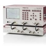 Analizatory PSM-1700 i PSM-1735 działają wspólnie z modułem IAI, tworząc precyzyjny analizator impedancji