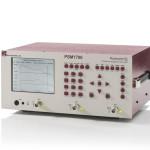 Analizator odpowiedzi częstotliwościowej PSM1700 wyposażony jest w 100Vpk izolowane wejścia
