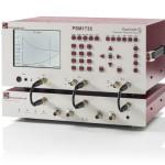 Razem z modułem IAI analizator PSM1735 tworzy zaawansowany system pomiarowy Impedance Analysis Package