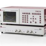 Moduł analizy impedancji IAI2 do 50 MHz jest opcjonalnym uzupełnieniem analizatora odpowiedzi częstotliwościowej PSM-3750